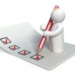 Listas de control: 6 ejemplos reales