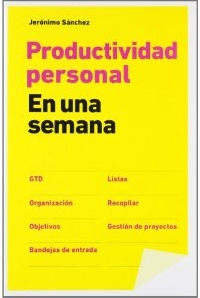 productividad personal en una semana