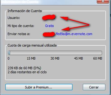 CU043 Evernote mail