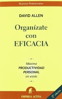 organizate con eficacia._