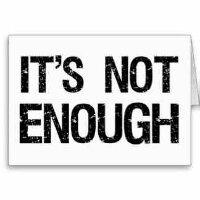 not-enough