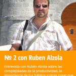 ¡Coño! Soy portada del nº 2 de Productive Magazine! en español